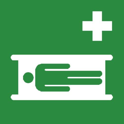 Betriebssanitäter Logo